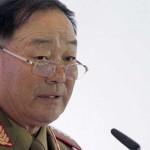 اعدام با ضد هوایی در کره شمالی