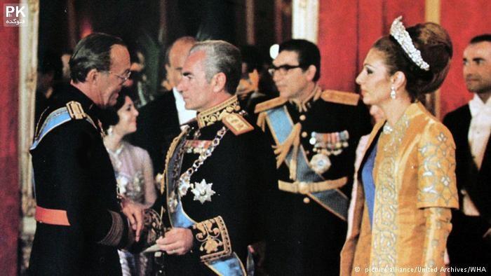 عکس های محمدرضا شاه و خانواده اش
