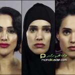ویدیو صد سال آرایش و مد زنان ایران
