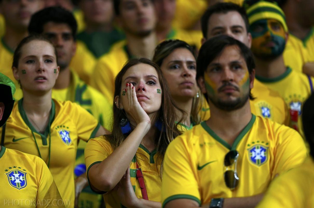 شکست سنگین برزیل در خانه خود از المان