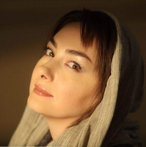 عکس هانیه توسلی در اسفند 95