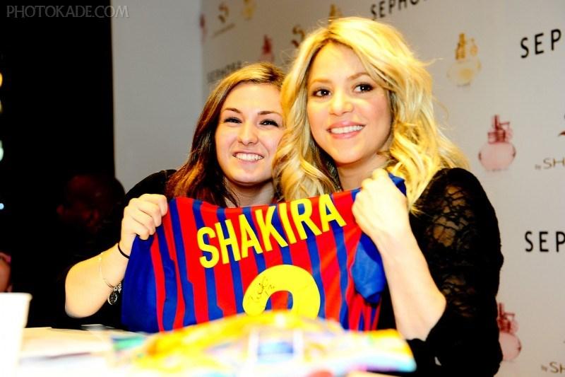 شکیرا همسر بازیکن بارسلونا