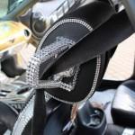 عکس ماشین پونتیاک طلایی ایرانی