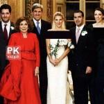جنجال پسر جواد ظریف در عروسی وانسا