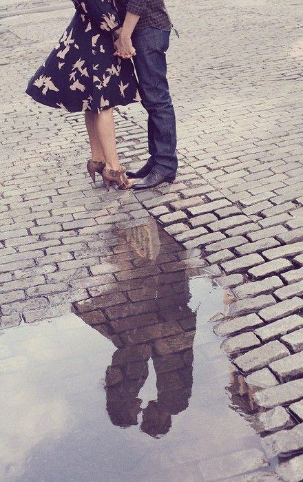 عکس عاشقانه آغوش و بوسه