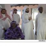 عکس مادر بزرگ اوباما در مکه