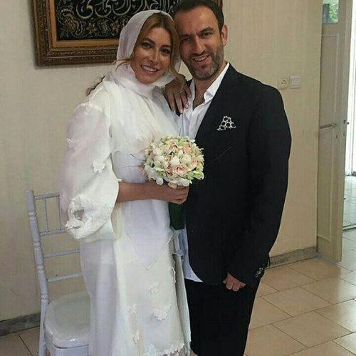 عکس فریبا نادری و همسر دومش + بیوگرافی کامل