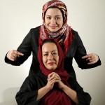 گالری عکس بازیگران مادر و دختر ایران