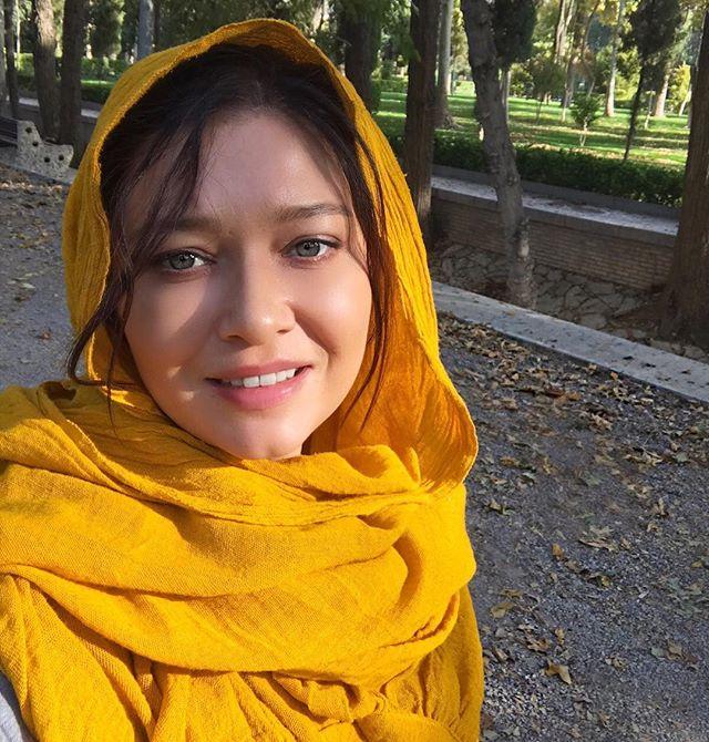 عکس جدید نورگل یشیلچای در ایران - اصفهان