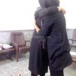 دیدار شورانگیز مادر و دختر بعد از 24 سال