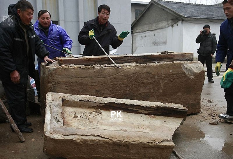 کشف جسد سالم زنی از امپراتوری چین,امپراتوری مینگ چین,جسدی با قدمت 367 سال که سالم است,سالم ماندن عجیب جسدی از امپراطوری چین بزرگ,پیدا شد جسد سال پس از 3 قرن