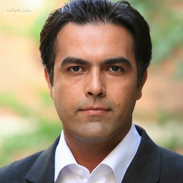 عکس و بیوگرافی علیرضا جلالی تبار بازیگر سریال سه شنبه شب