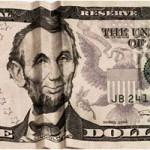 تغییر چهره با تا کردن دلار