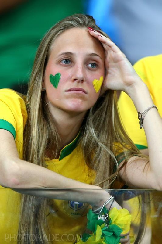ناراحتی تماشاگران برزیل در جام جهانی