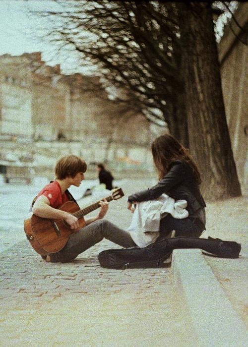 دخترو پسر عاشق کنار خیابان,عکس رمانتیک عاشقانه2014,تصویر های عاشقانه