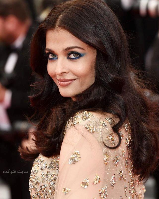 عکس آیشواریا رای بازیگر هندی و همسرش + بیوگرافی
