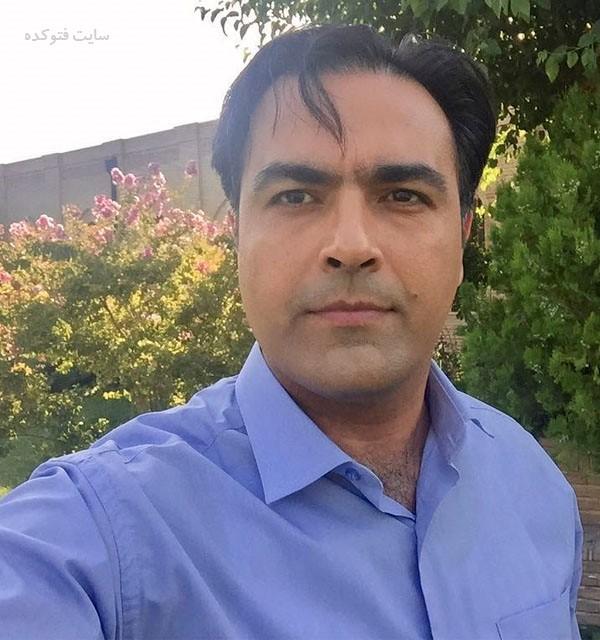 بیوگرافی علیرضا جلالی تبار با عکس های شخصی