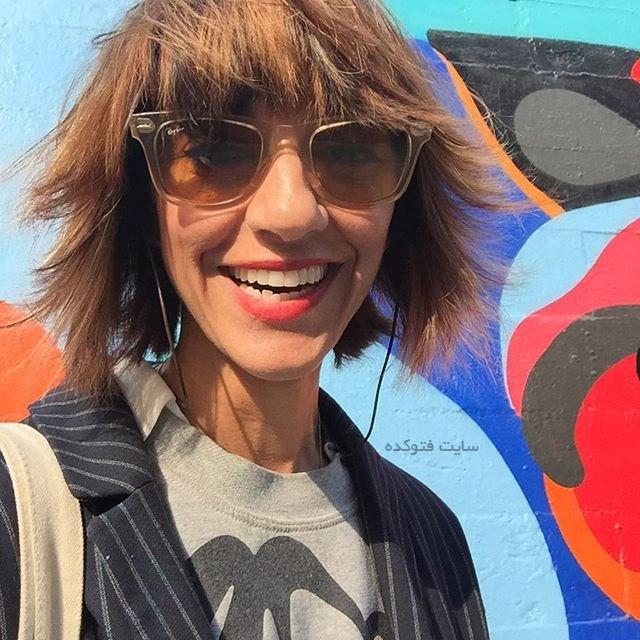 بیوگرافی آنا لیلی امیرپور