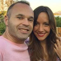 بیوگرافی آندرس اینیستا و همسرش + ورزش و کارخانه داری