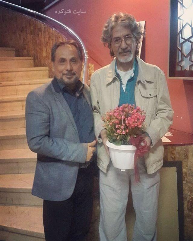عکس بهرام شاه محمدلو و مجید قناد + بیوگرافی کامل