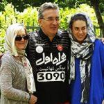 برانکو ایوانکوییچ به همراه خانواده اش در ایران