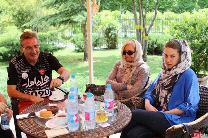عکس خانوادگی برانکو ایوانکوییچ,عکس خانواده برانکو ایوانکوییچ در ایران,عکس دختر خوشگل برانکو,عکس زن خوشگل برانکو,عکس پسر برانکو ایوانکوییچ,خانواده برانکو