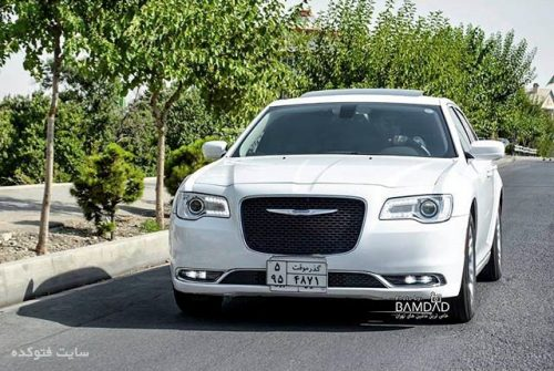 Chrysler C300 2015