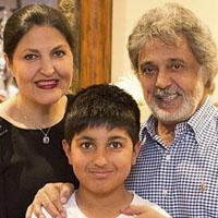 بیوگرافی داریوش اقبالی و همسرش + خانواده زندگی و اعتیاد