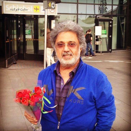 عکس و بیوگرافی کامل داریوش اقبالی خواننده