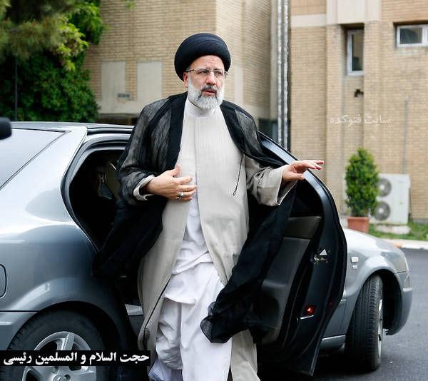 بیوگرافی سید ابراهیم رئیسی با عکس