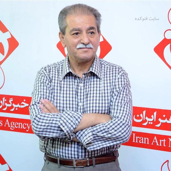 عکس و بیوگرافی اسماعیل شنگله بازیگر