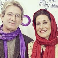 فاطمه معتمدآریا و همسرش احمد + زندگی شخصی