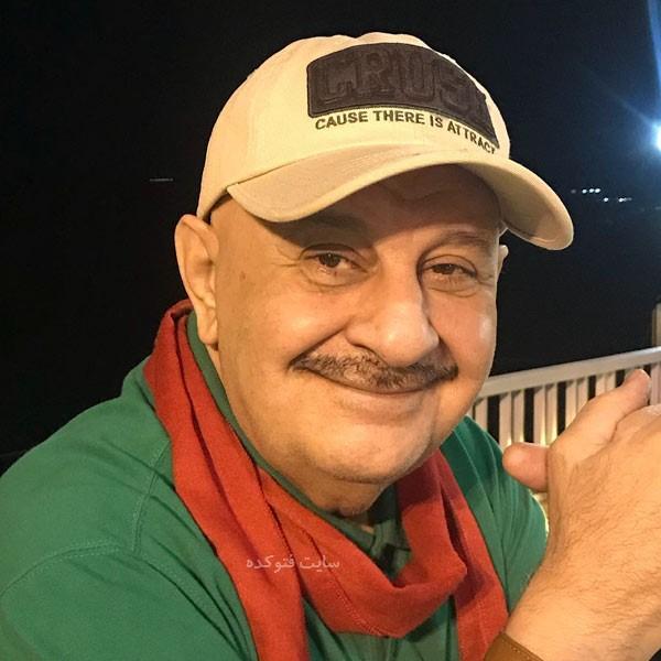 عکس و بیوگرافی غلامحسین لطفی