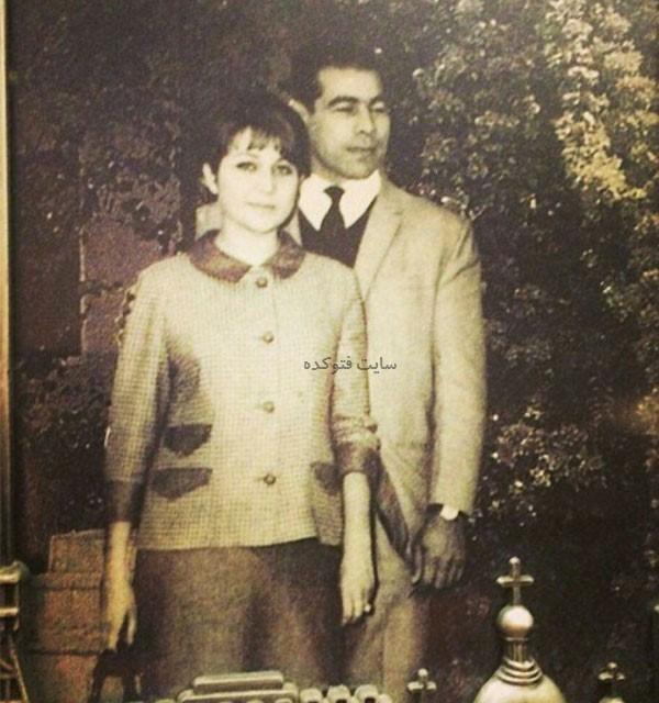 عکس های غلامرضا تختی و همسرش + بیوگرافی