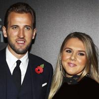 هری کین و همسرش + زندگی شخصی فوتبالی