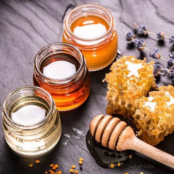 خاصیت دارویی عسل برای معده و اعصاب