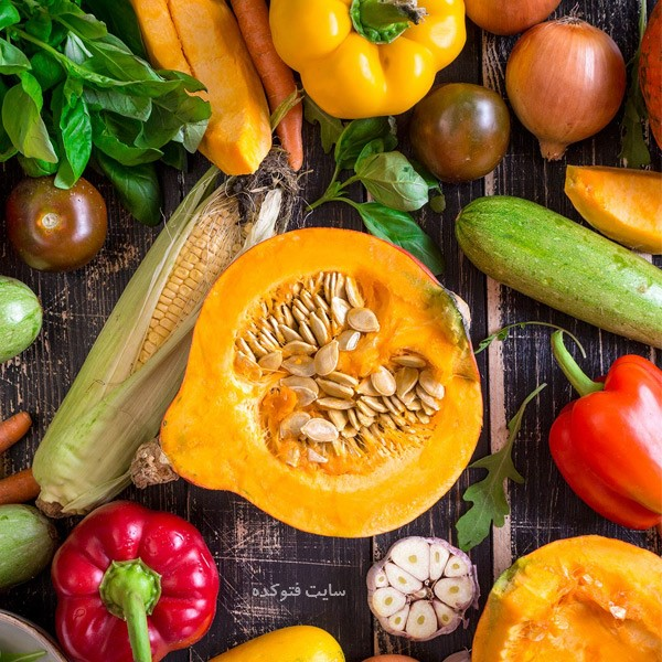 رژیم غذایی برای پاکسازی پوست