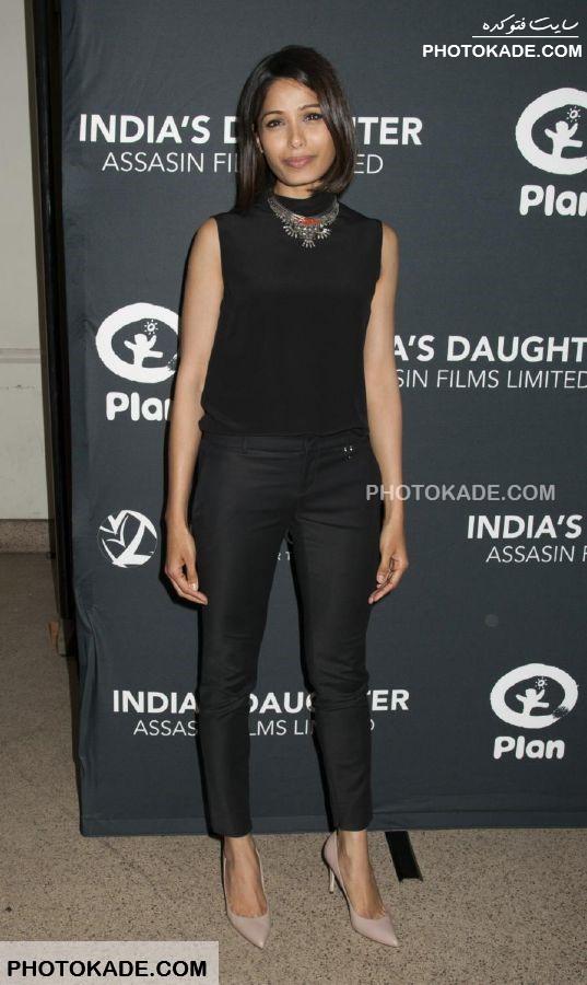عکس جدید فریدا پینتو ایندیا بازیگر هندی