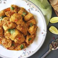 طرز تهیه غذای هندی باتر چيكن خوشمزه و تند
