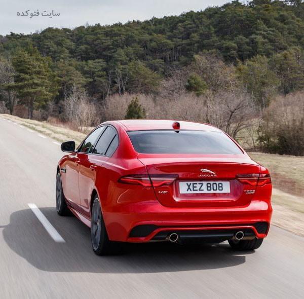 خودرو jaguar xe 2020 با قیمت