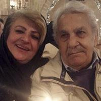 جلال پیشواییان و همسرش + زندگی شخصی و علت فوت