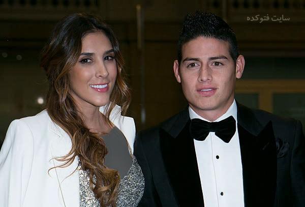 بیوگرافی خامس رودریگز و همسرش
