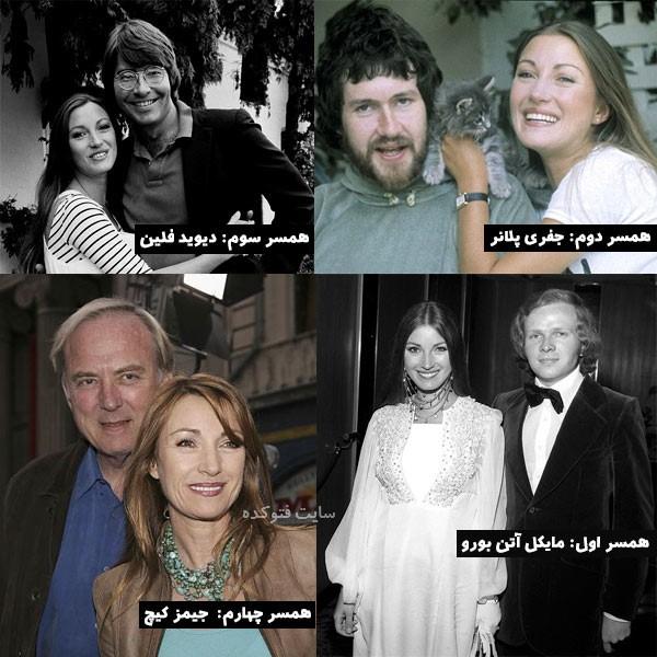 عکس های جین سیمور و همسرانش + بیوگرافی کامل