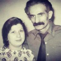 بیوگرافی کیومرث ملک مطیعی و همسرش + زندگی شخصی