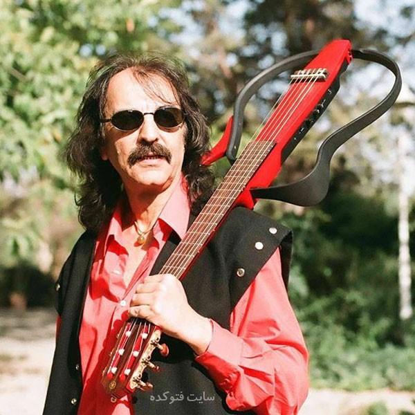 عکس و بیوگرافی کوروش یغمایی خواننده