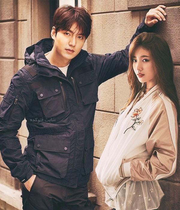 لی مین هو و همسرش سوزی + بیوگرافی کامل