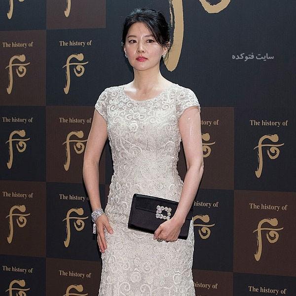 عکس های جدید یانگوم Lee Young-ae بازیگر جواهری در قصر بازیگر نقش یانگوم