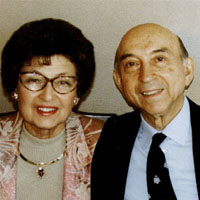 بیوگرافی پروفسور لطفی زاده و همسرش + ۲۵ دکترای افتخاری