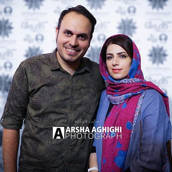 عکس همسر محمد حسین مهدویان کارگردان