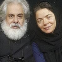 مهتاب نصیرپور و همسرش + بیوگرافی